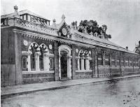 The Society of Artists Gallery, corner of Armagh & Durham Streets, Christchurch [ca. 1921]  CCL PhotoCD 12, IMG0045