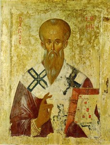 St Clement of Alexandria