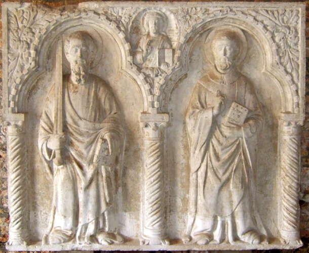 Saints Peter and Paul, Murano