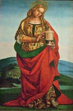 Signorelli, Santa Maria Maddalena