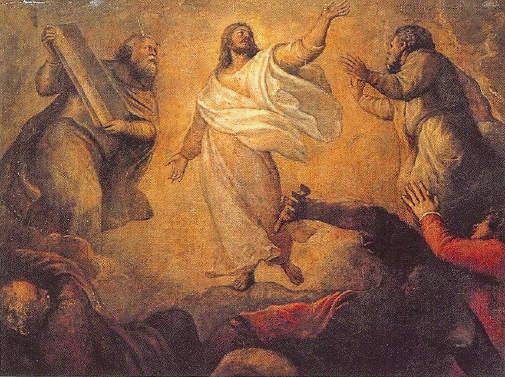 Titian, Transfiguration