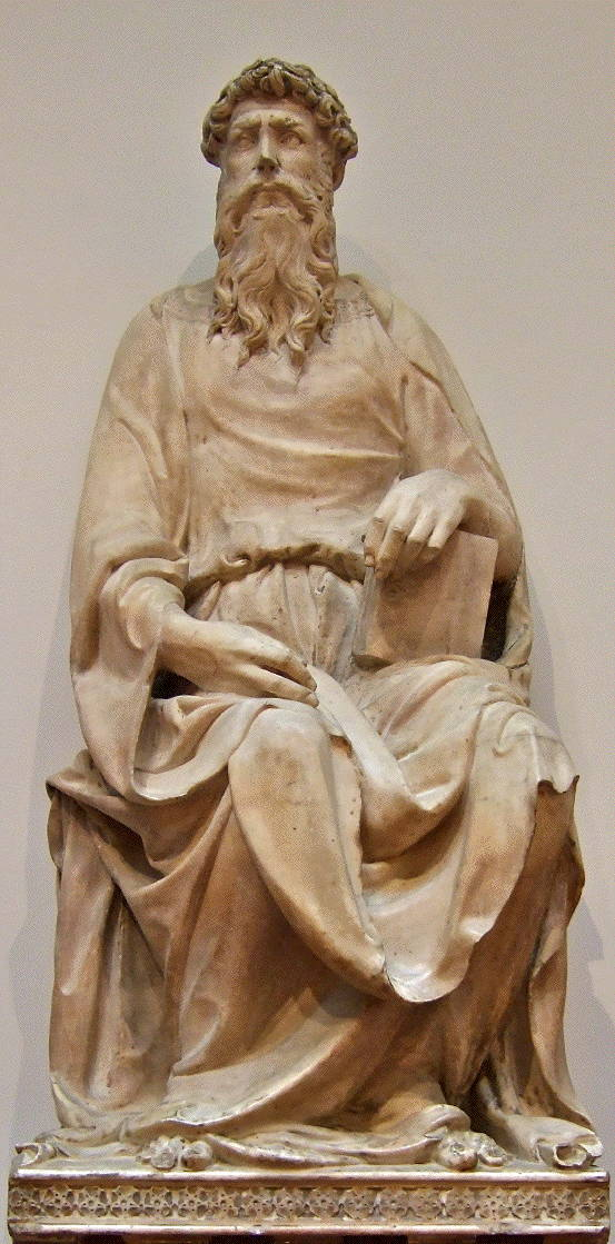 Donatello, St John the Evangelist