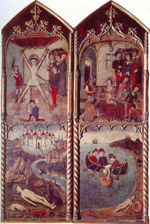 Martyrdom of Saint Vincent