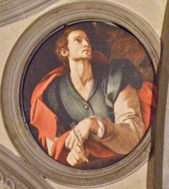 Pontormo, St. Luke