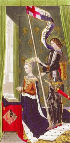 Shaw, Queen Margaret of Scotland