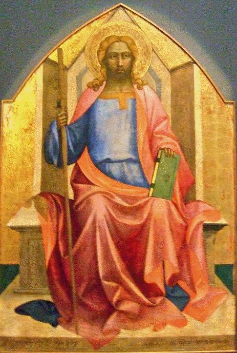 Monaco, St. James Enthroned