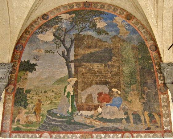 Baldovinetti, Nativity