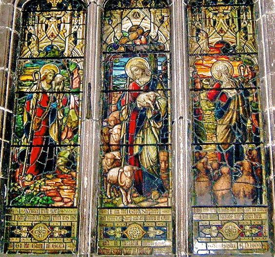 All Saints Holbeach, Good Shepherd