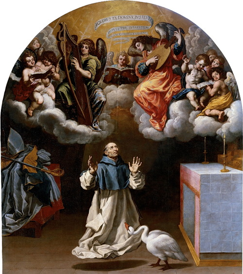 Carducci, Appearance of Angel Musicians to St. Hugh
