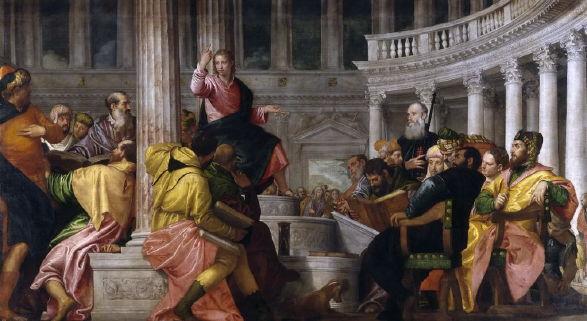 Veronese, Christ among the Doctors