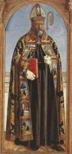 Piero della Francesca, St. Augustine