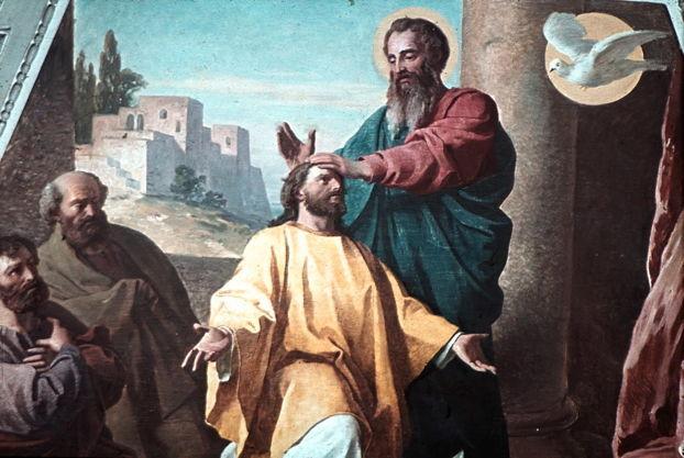 Glotzle, St. Paul Ordains Timothy