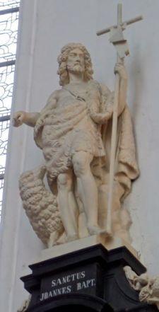 St. Paul's Antwerp, St. John the Baptist
