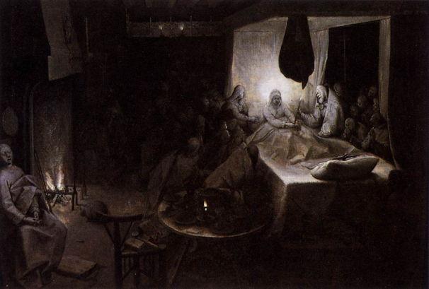 Pieter Bruegel the Elder, Death of the Virgin