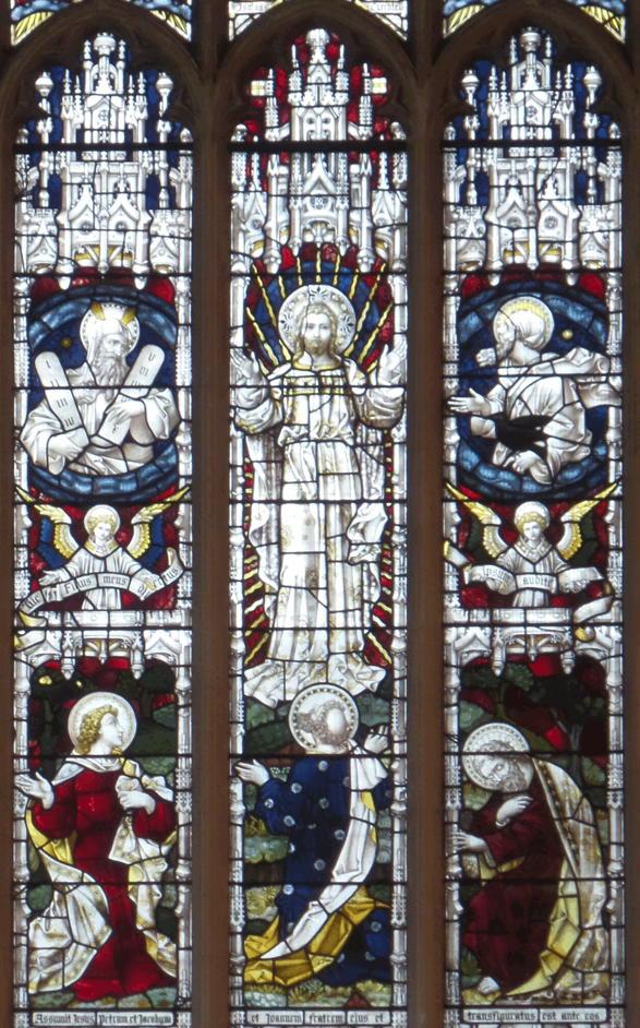 St. Peter Mancroft, Transfiguration