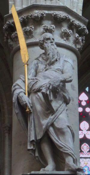 Faid'Herbe, St. Simon