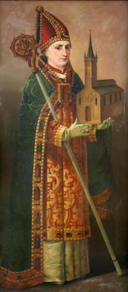 Bendixen, Bishop Ansgar