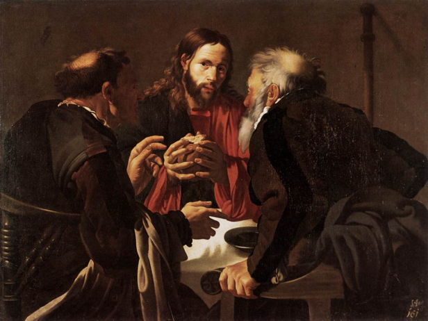 ter Brugghen, Supper at Emmaus