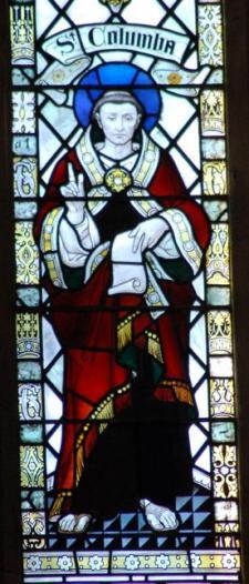 St. Hilda Ashford, St. Columba