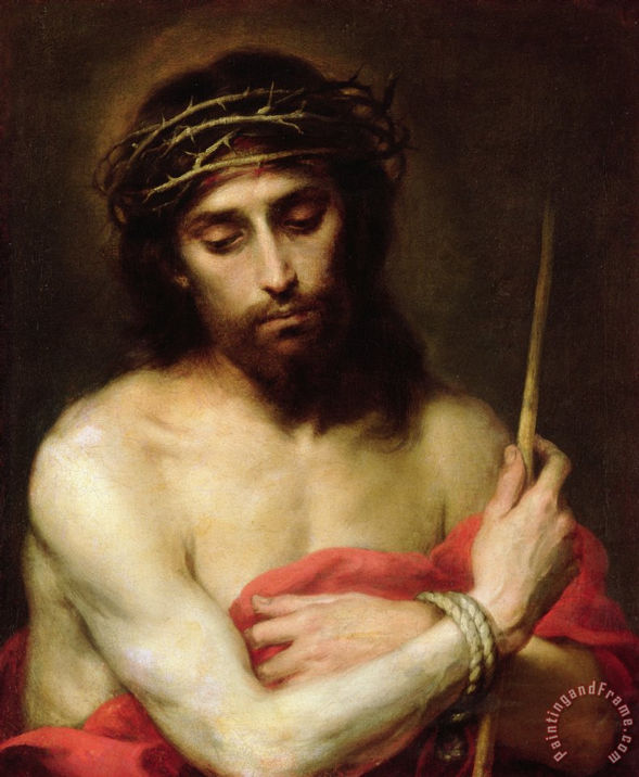 Murillo, Christ the Man of Sorrows