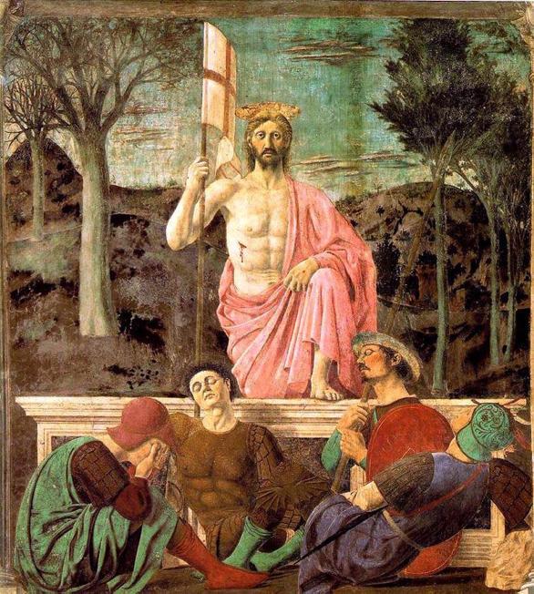 Piero della Francesca, The Resurrection