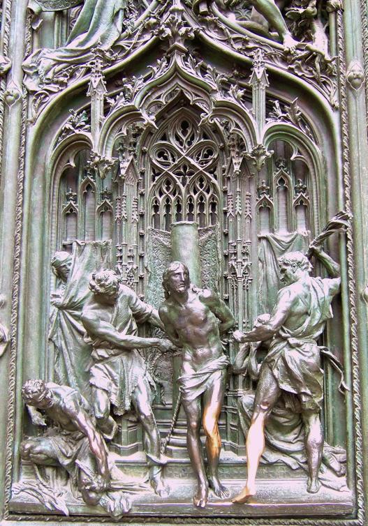 Pogliaghi, Flagellation of Christ