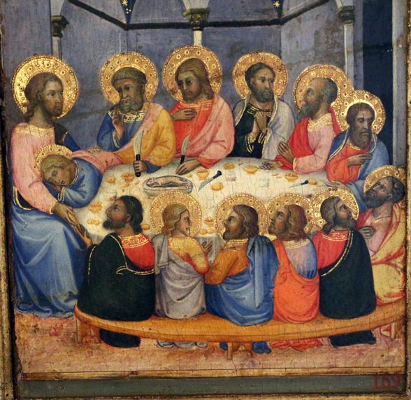 Andrea di Bartolo, Last Supper