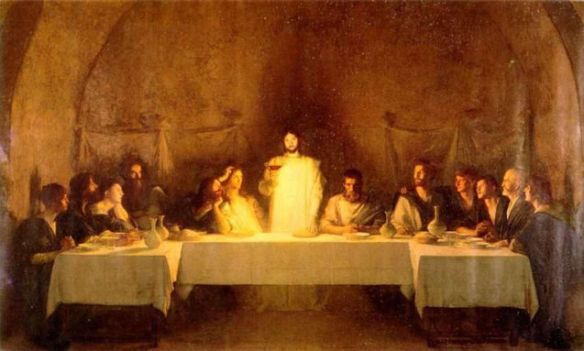 Dagnan-Bouveret, Last Supper
