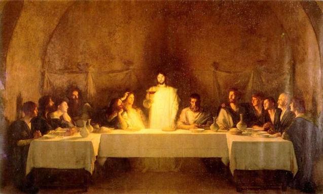Dagnan-Bouveret, Last Supper