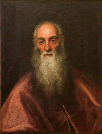 Tintoretto, Saint Jerome