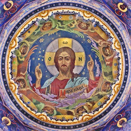 Belyaev, Christ Pantocrator