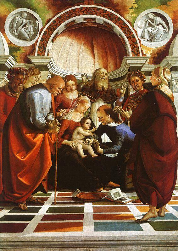 Luca Signorelli, The Circumcision