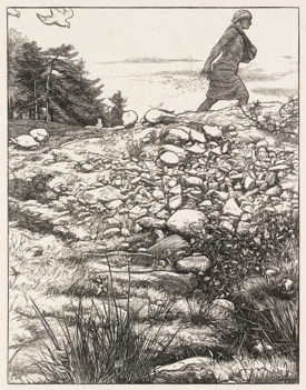 John Everett Millais, The Sower