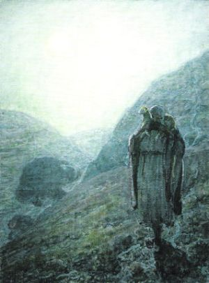 Henry Ossawa Tanner, The Good Shepherd (1922)