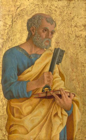 Marco Zoppo, Saint Peter