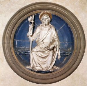 Luca della Robbia, St. James the Great