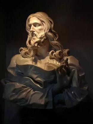 Gian Lorenzo Bernini, Salvator Mundi