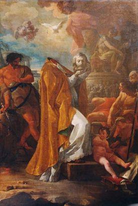 Corrado Giaquinto, Martyrdom of St. Denis