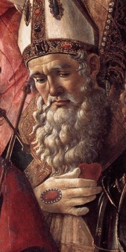 Sandro Botticelli, St. Ignatius of Antioch