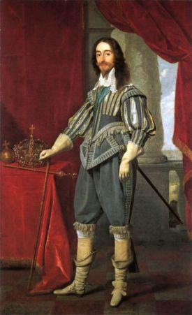 Daniel Mytens, King Charles I