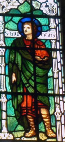 Norwich Cathedral, Saint Timothy