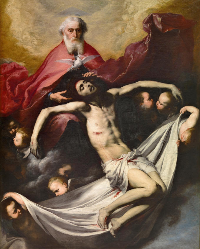 Jusepe de Ribera, Holy Trinity