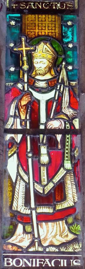 St. Augustine Kilburn, St. Boniface