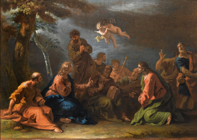 Sebastiano Ricci, The Sermon on the Mount