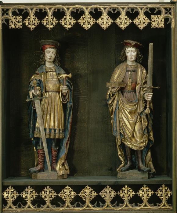 Kerstgen van Ringenberch, Altarpiece of Sts. Crispin and Crispinian