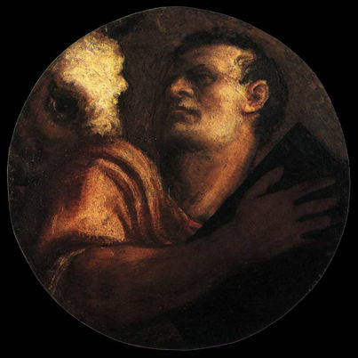 Titian, Saint Luke