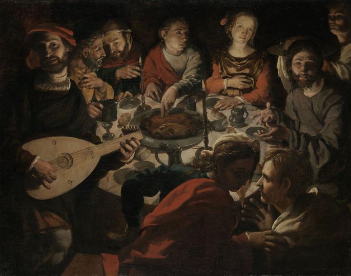Jan Cornelisz Vermeyen, Marriage at Cana