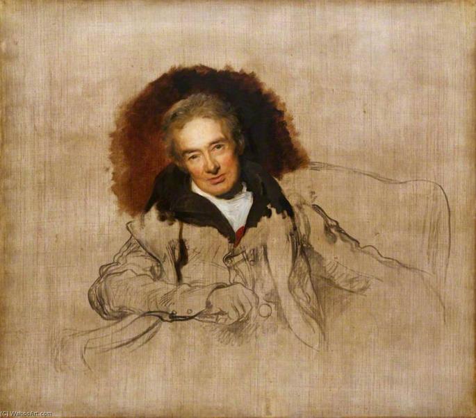 Sir Thomas Lawrence, William Wilberforce