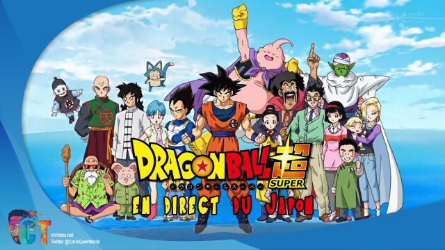 Astuce pour regarder Dragon Ball Super en live du Japon sur Fuji TV