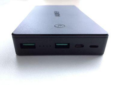 image article Test Aukey Batterie 20000mah 6